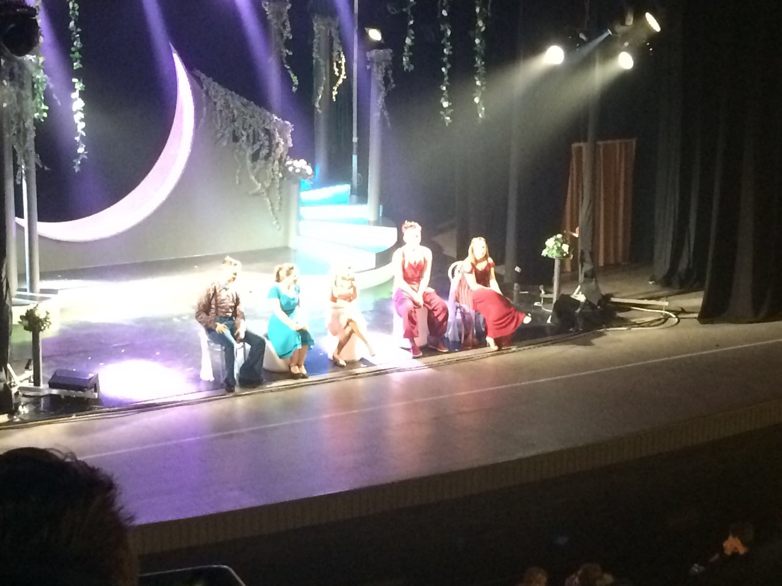 La I E II Liceo A Teatro Per A Midsummer Night's Dream