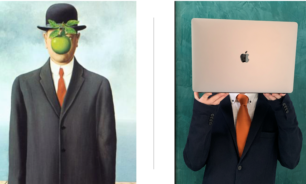 Son Of Man Magritte